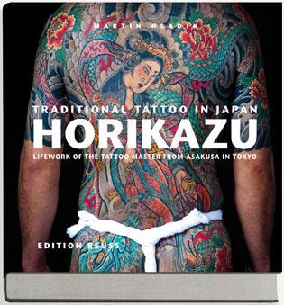 Lifework of Japanese tattoo master