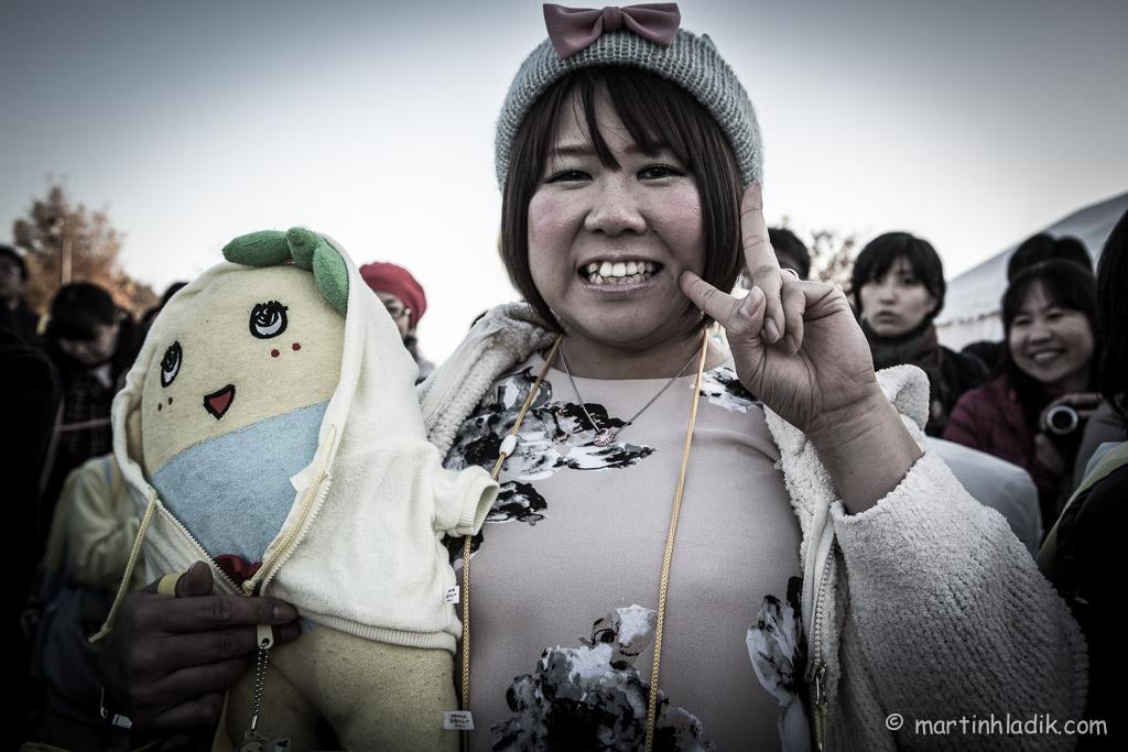 World Mascot Character Summit in Japan