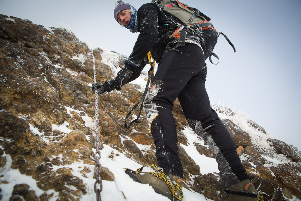 Climber Tanigawa