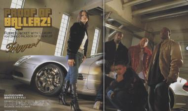 Hiphop & luxury car