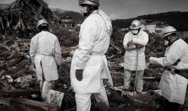 Tsunami disaster Japan