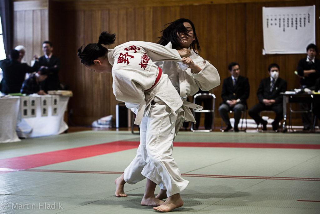 Japanese Judo
