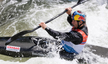 Czech Wild Water Slalom Athletes