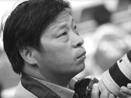Chinese Photographer LU Guang arrested