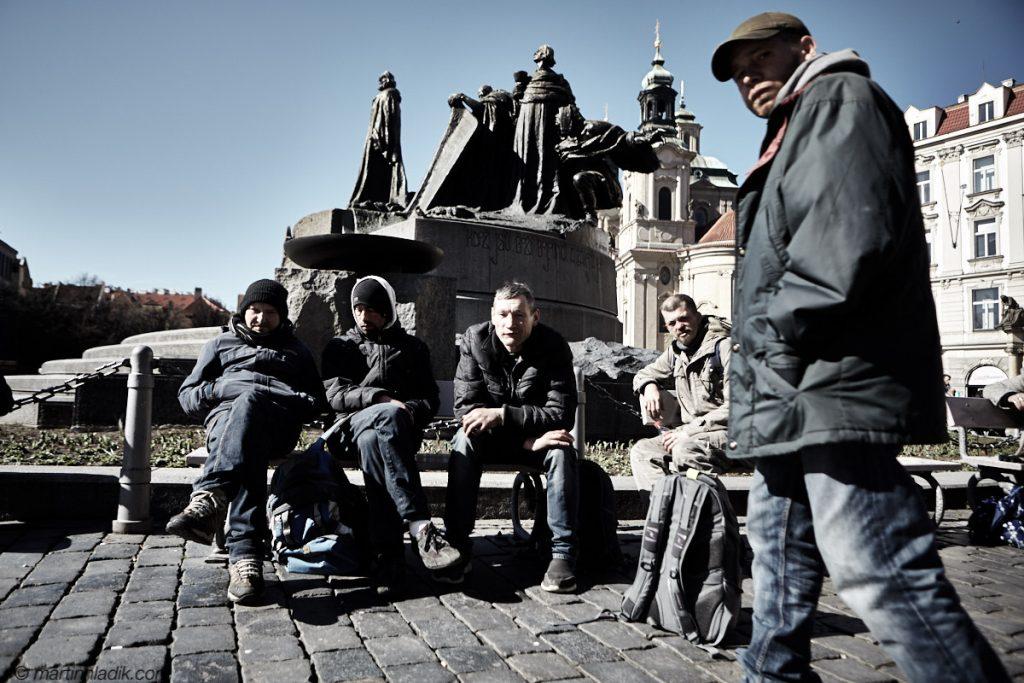 """""""Corona"""" weekend in Prague"""
